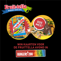 Fruittella Instant Win